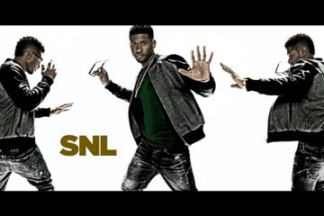 Usher performs Scream Climax on SNL