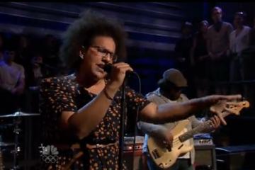 Alabama Shakes on Late Night with Jimmy Fallon