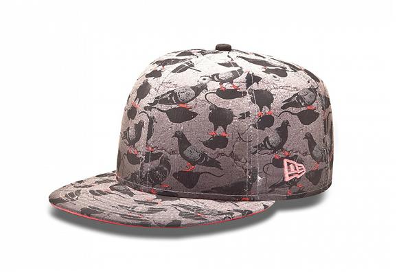 Custom New Era 59FIFTY  Pigeon Rat Camo  Fitted Hat  d224f1340b1