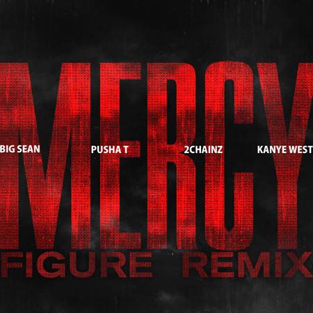 Kanye West Mercy Figure Remix