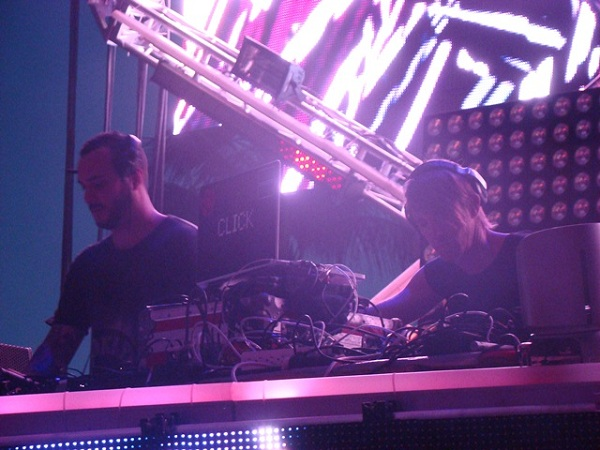 Live Music | Loco Dice At Movement 2012 (feat. Ice T)