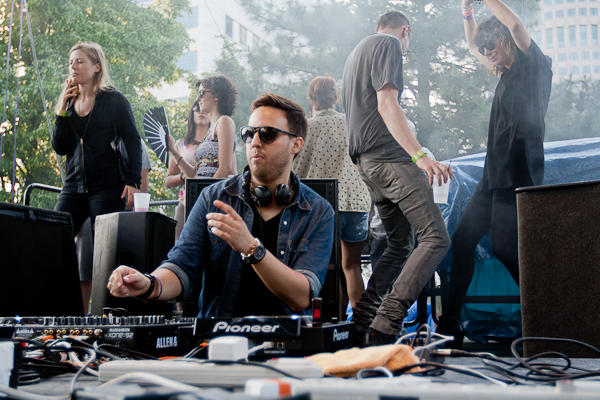 Live Music | Maceo Plex at Movement 2012