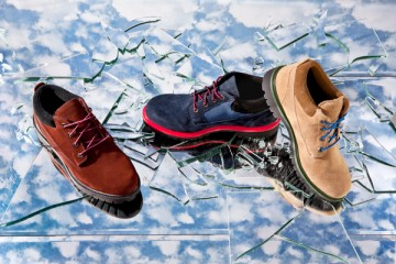 Opening Ceremony x Timberland Splash-Proof Oxford Boots