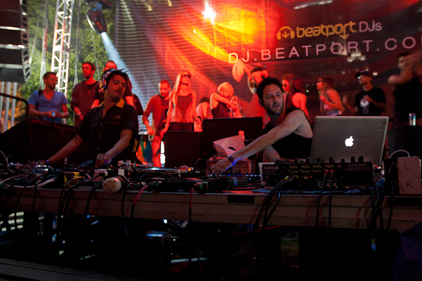 Live Music | Seth Troxler & Guy Gerber at Movement 2012