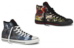 Converse The Dark Knight Rises Chuck Taylor All Star Collection