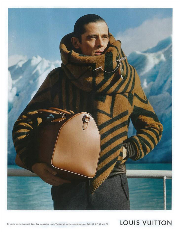 Louis Vuitton Fall Winter 2012 Campaign