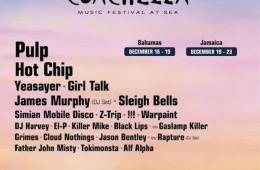 S.S. Coachella Music Festival At Sea
