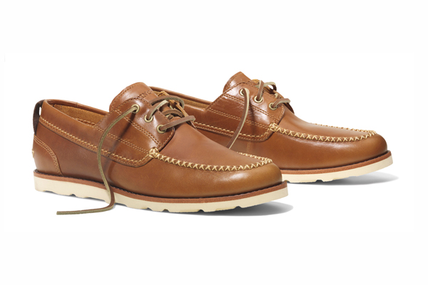 Timberland Abington Spring Summer 2013 Footwear Preview