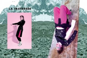 Madison Headrick & Elena Bartels for POP Magazine FW 2012
