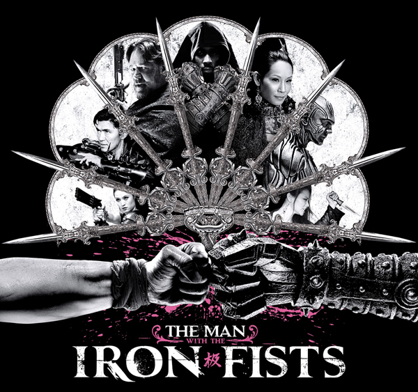 "The Man With The Iron Fists Trailer: New Music: Method Man, Freddie Gibbs & StreetLife ""Built"