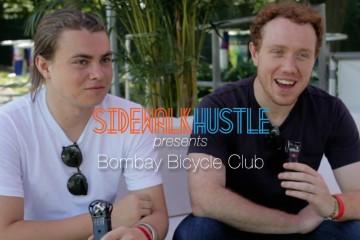 Bombay Bicycle Club Interview Osheaga