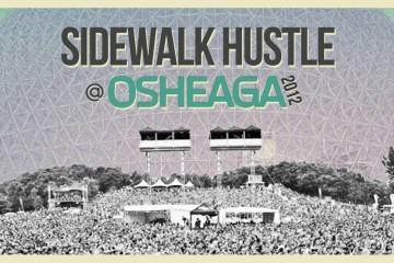 SIDEWALK HUSTLE x OSHEAGA 2012 Header
