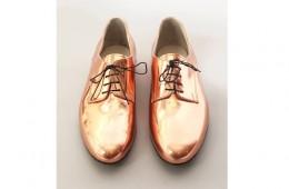 Verlain Copper Brogues