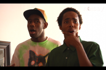 Noisey presents 24 Hours with Odd Future in NYC Part 2