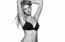 Lara Stone Calvin Klein Underwear