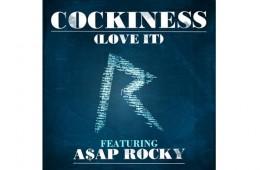 Rihanna Cockiness remix ASAP Rocky New Music thumbnail