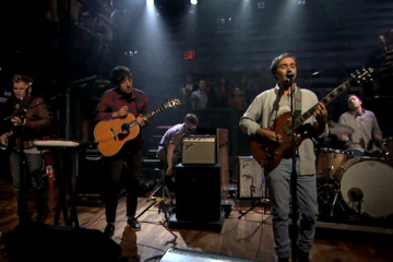 Grizzly Bear on Late Night With Jimmy Fallon