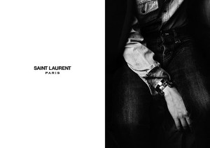 Saint Laurent Paris Campaign Preview by Hedi Slimane 2