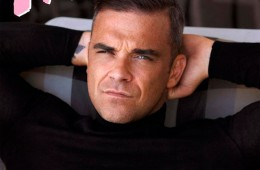 Robbie Williams for Interview Germany October 2012