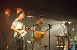 Grizzly Bear Massey Hall Toronto September 26th, 2012
