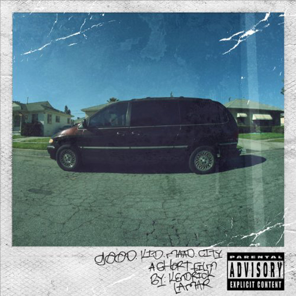 Kendrick lamar album covers