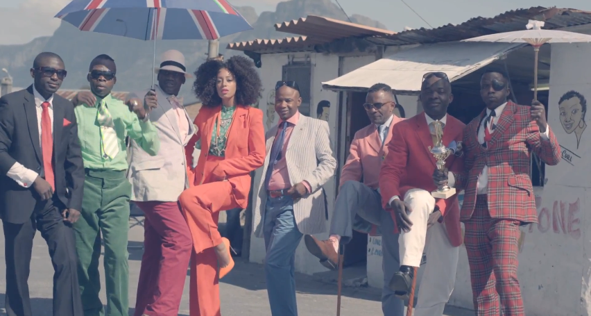 Image result for solaNGE LOSING YOU VIDEO
