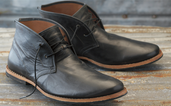 Black Chukka Boots Men - Cr Boot