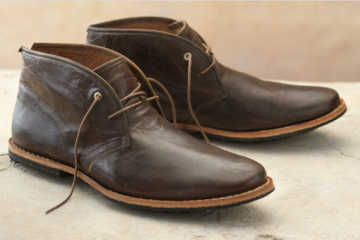 Timberland Boot Company Wodehouse Chukka for Men Brown Leather