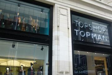 Topshop Vancouver Launch
