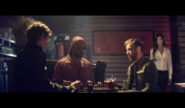 RZA The Black Keys The Baddest Man Alive Music Video