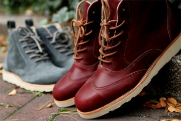 Ronnie Fieg for Sebago the Bleecker Seneca Boots FallWinter 2012