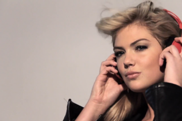 Kate Upton for Skullcandy Behind-the-Scenes Video