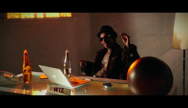 Wiz Khalifa The Tweak Is Heavy Music Video