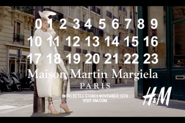 Maison Martin Margiela with HM Commercial