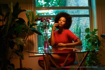 Solange Knowles for Rika Magazine