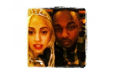 Kendrick Lamar bitch Dont Kill My Vibe Lady Gaga thumbnail