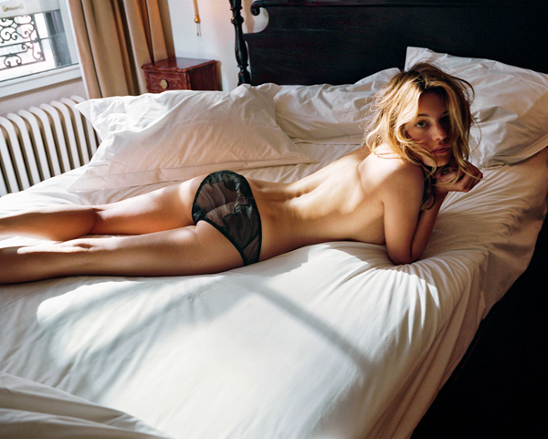 Camille Rowe shot By Pam Hanson