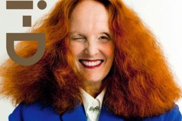 Grace Coddington for i-D Magazine Winter 2012
