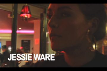 Jessie Ware performs Running on the Streets of Paris