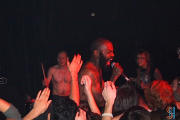 Death Grips at Wrongbar in Toronto