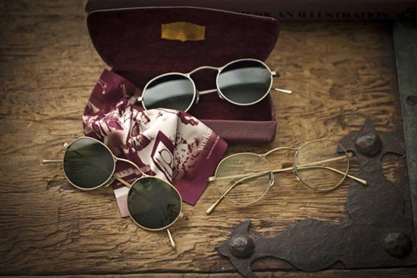 Oliver Peoples Original Vintage M4 Glasses