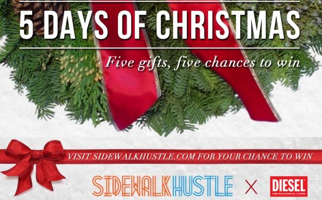 Sidewalkhustle diesel christmas