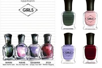GIRLS x Deborah Lippmann Nail Polish