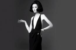 Fei Fei Sun for Vogue Italia January 2013 Backstage Video