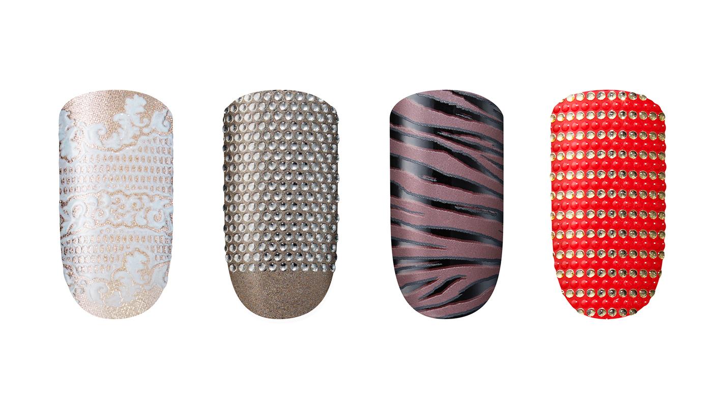 Essie Nail Stickers Sleek Stick Style News Stylewatch 2015 | Personal ...