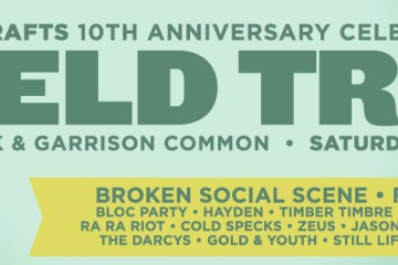 Arts Crafts 10th Anniversary Field Trip Festival Poster thumbnail