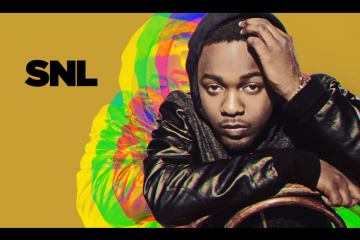 Kendrick Lamar Saturday Night Live