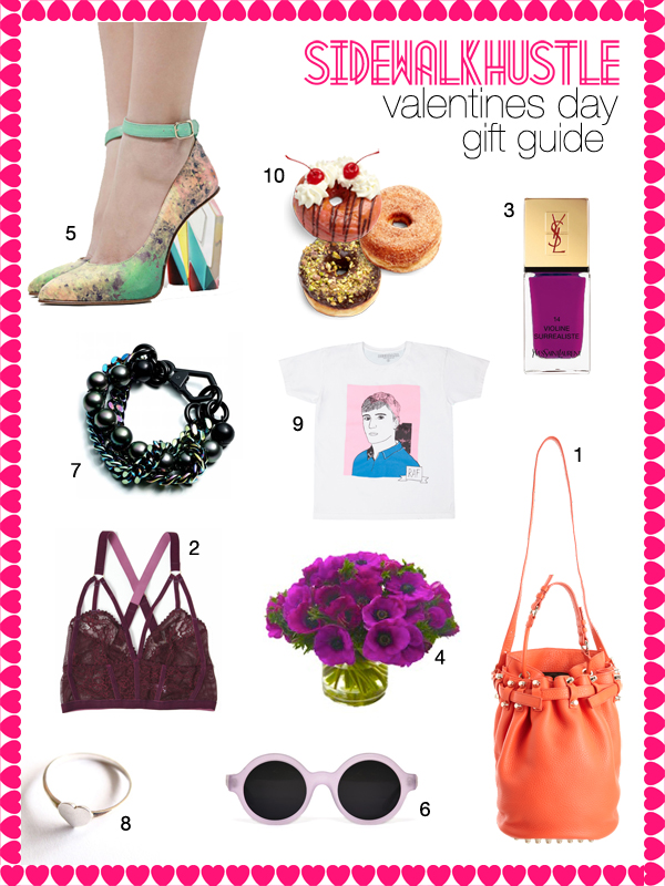 what a girl wants: a valentines day gift guide | sidewalk hustle, Ideas