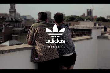 adidas Originals Blue Spring Summer 2013 Video Lookbook
