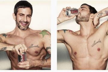 Marc Jacobs x Diet Coke Header